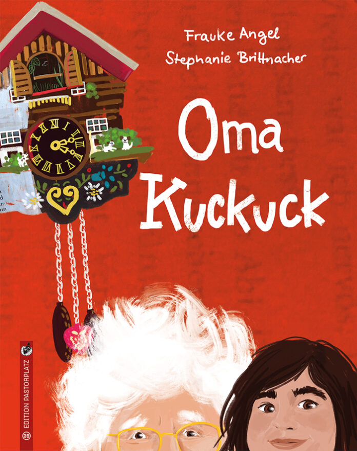Oma Kuckuck - Frauke Angel, Stephanie Brittnacher