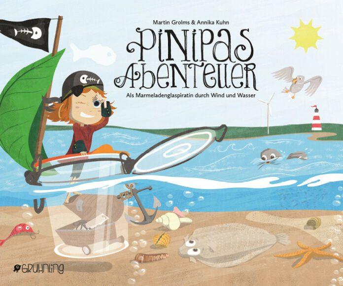 Pinipas Abenteuer, Martin Grolms
