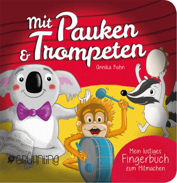 Mit Pauken und Trompeten, Gruhnling Verlag