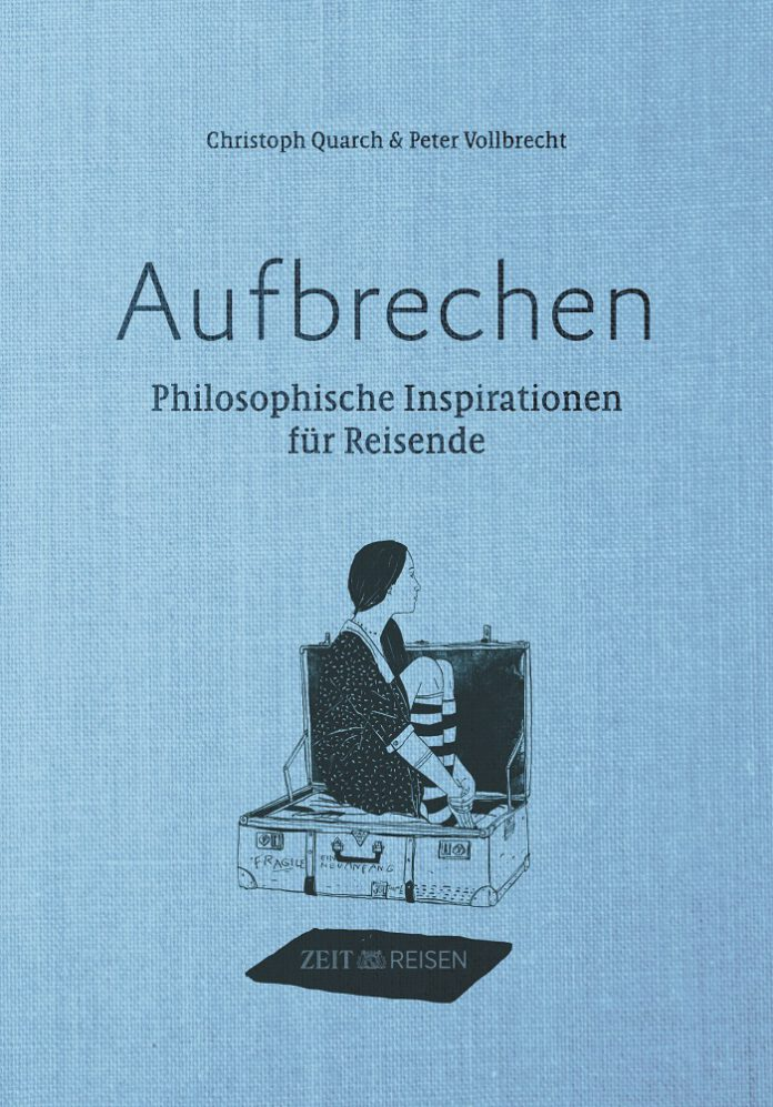 Aufbrechen, Christoph Quarch & Peter Vollbrecht