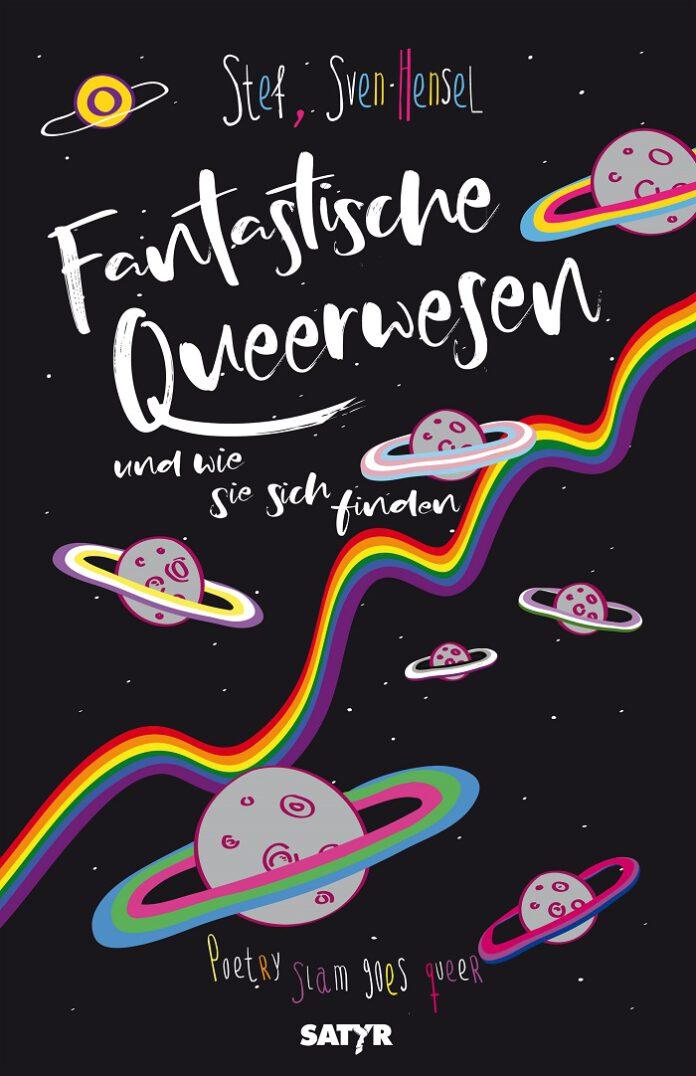 Fantastische Queerwesen, Sven Hensel