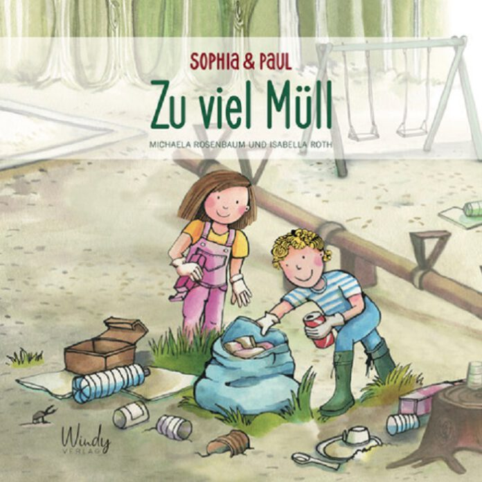Sophia-und-Paul, Michaela Rosenbaum (Text) & Isabella Roth (Illustrationen)