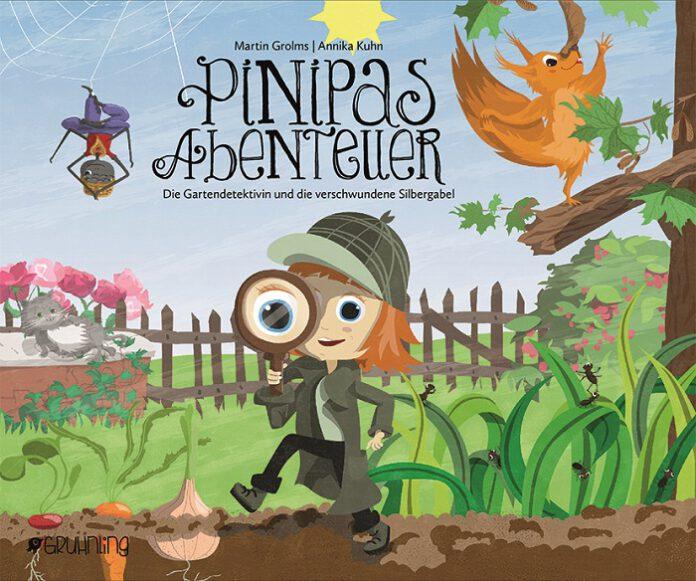 Pinipas Abenteuer 3, Martin Grolms