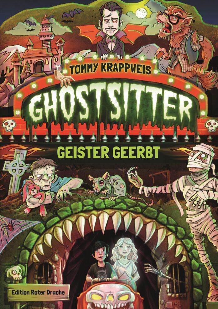 Ghostsitter, Tommy Krappweis