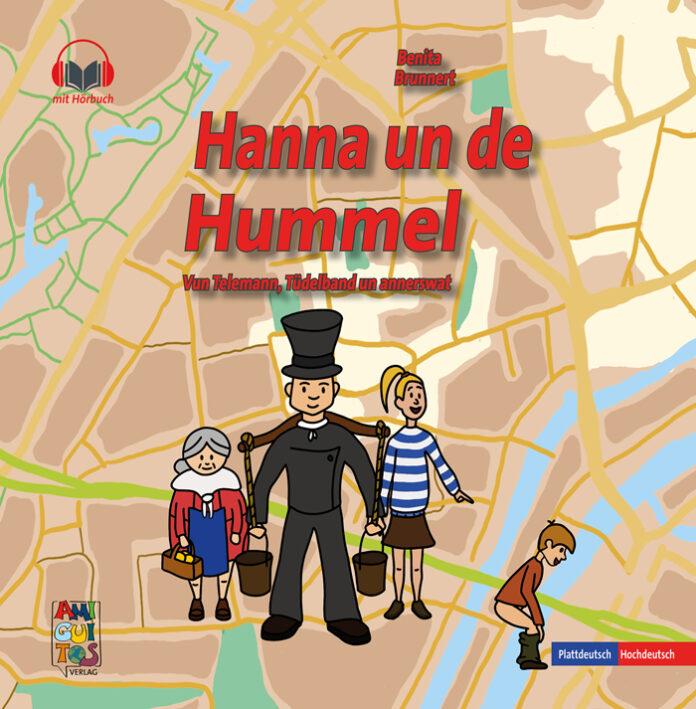 Hanna und der Hummel - Hanna und de Hummel, Benita Brummert