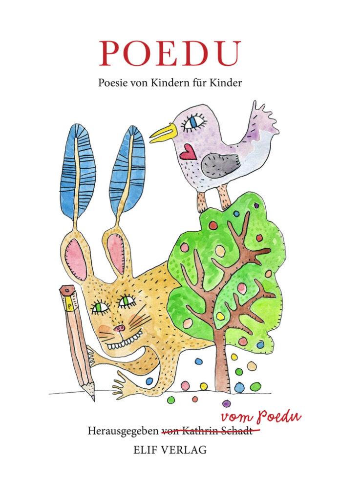 Poedu – Poesie von Kindern für Kinder