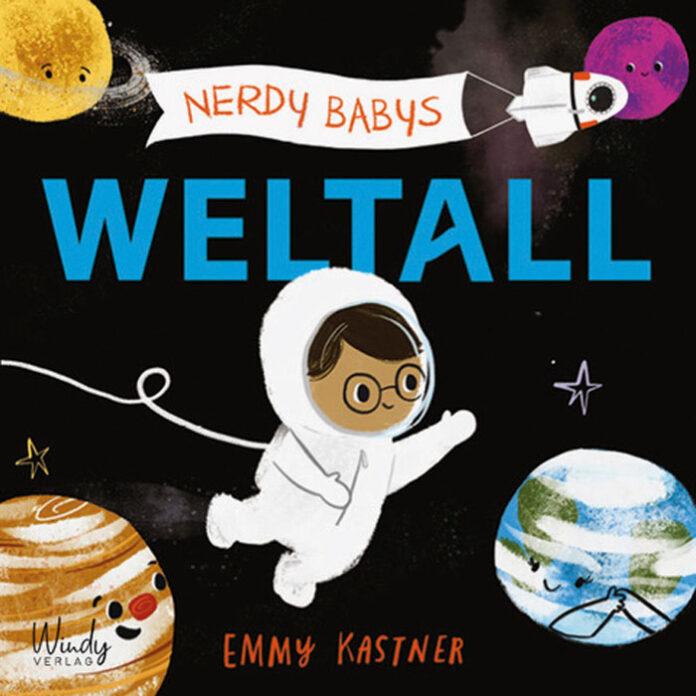 Nerdy Babys - Weltall, Emmy Kastner
