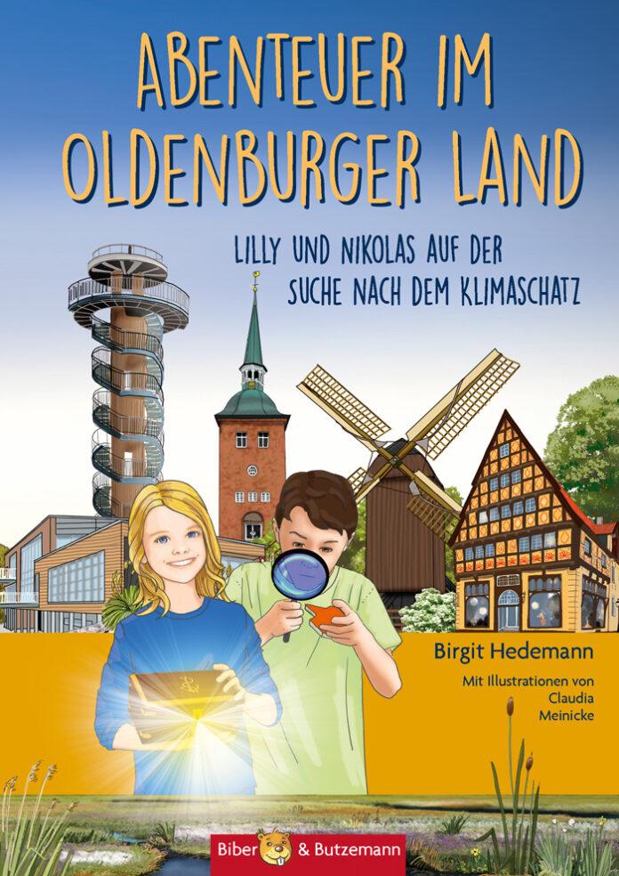 Abenteuer im Oldenburger Land, Birgit Hedemann