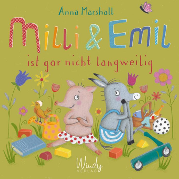 Milli & Emil ist gar nicht langweilig, Anna Marshall
